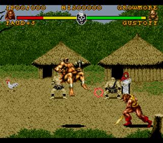 Battle Blaze - Screenshot - Gameplay