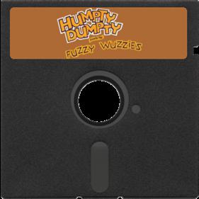 Humpty Dumpty meets the Fuzzy Wuzzies - Fanart - Disc