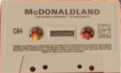 McDonaldland - Cart - Front