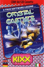 Crystal Castles: Diamond Plateaus in Space - Box - Front