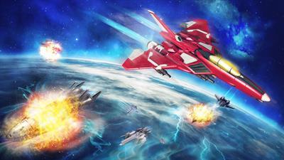 Raiden DX - Fanart - Background