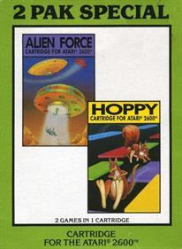 2 Pak Special Green: Alien Force / Hoppy
