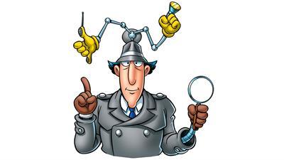 Inspector Gadget - Fanart - Background