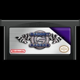 Gadget Racers - Fanart - Cart - Front
