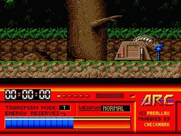 Arc - Screenshot - Gameplay