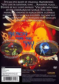 Breath of Fire: Dragon Quarter - Box - Back