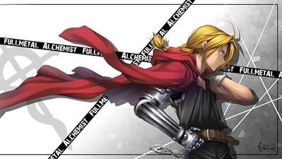 Fullmetal Alchemist: Dual Sympathy - Fanart - Background