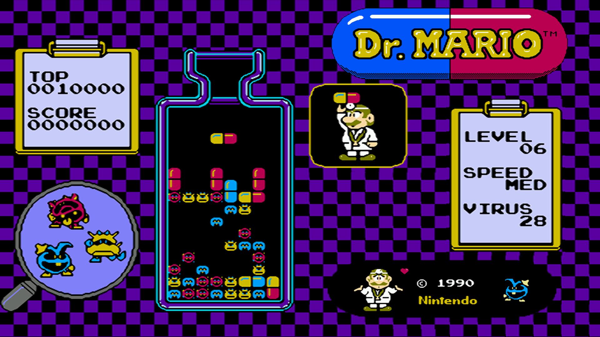 Dr. Mario Details - La...