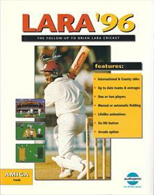 Brian Lara's Cricket 96