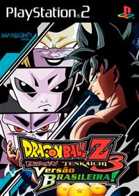 Dragon Ball Z Budokai Tenkaichi 3: Versão Brasileira