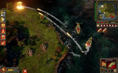 Command & Conquer: Red Alert 3: Uprising - Screenshot - Gameplay