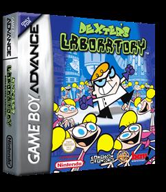 Dexter's Laboratory: Deesaster Strikes! - Box - 3D