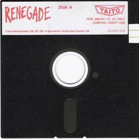 Renegade - Disc