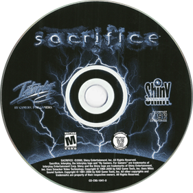 Sacrifice - Disc