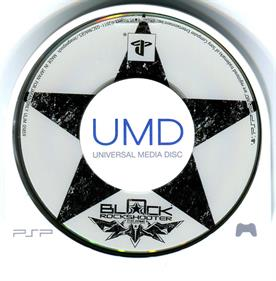 Black Rock Shooter: The Game - Disc