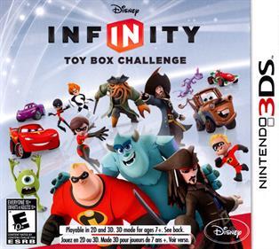 Disney Infinity Toy Box Challenge