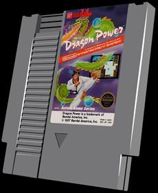 Dragon Power - Cart - 3D