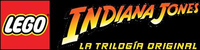 LEGO Indiana Jones: The Original Adventures - Clear Logo