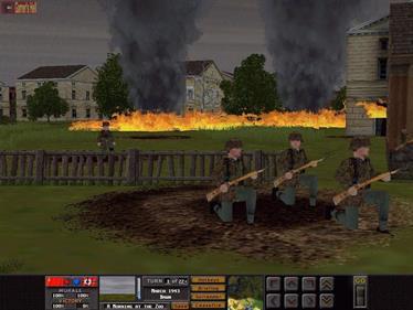 Combat Mission II: Barbarossa to Berlin - Screenshot - Gameplay