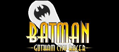 Batman: Gotham City Racer - Clear Logo