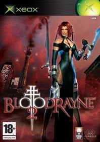 BloodRayne 2 - Box - Front