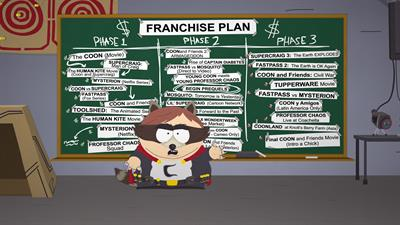 South Park: The Fractured But Whole - Screenshot - Gameplay