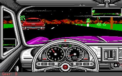 Street Rod - Screenshot - Gameplay