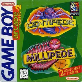 Arcade Classic 2: Centipede/Millipede