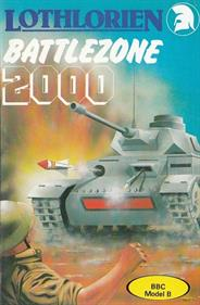Battlezone 2000 - Box - Front