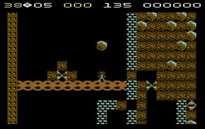 Boulder Dash Heavy 01 - Screenshot - Gameplay
