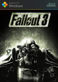 Fallout 3 - Fanart - Box - Front