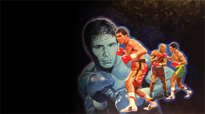 Boxing Legends of the Ring - Fanart - Background