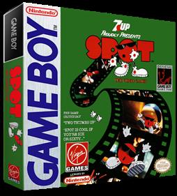 Spot: The Video Game - Box - 3D