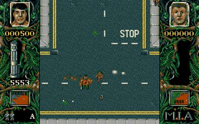 Dogs of War - Screenshot - Gameplay