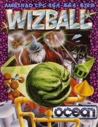Wizball - Box - Front