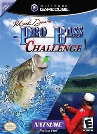 Mark Davis Pro Bass Challenge - Box - Front