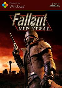 Fallout: New Vegas - Fanart - Box - Front