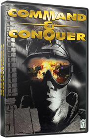 Command & Conquer (Special Gold Edition) - Box - 3D