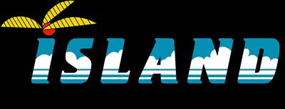 Adventure Island II - Clear Logo