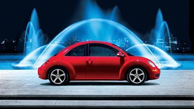 Beetle Adventure Racing! - Fanart - Background