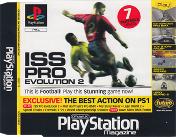 Official UK PlayStation Magazine: Demo Disc 73