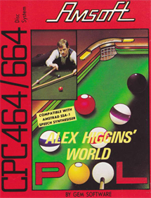 Alex Higgins' World Pool