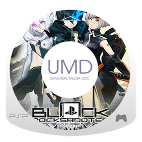 Black Rock Shooter: The Game - Fanart - Disc