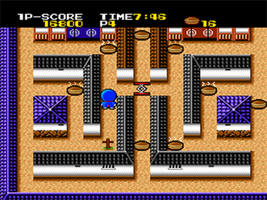 Cratermaze - Screenshot - Gameplay