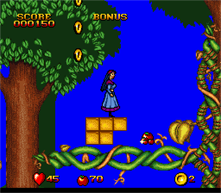 Snow White in Happily Ever After - Screenshot - Gameplay