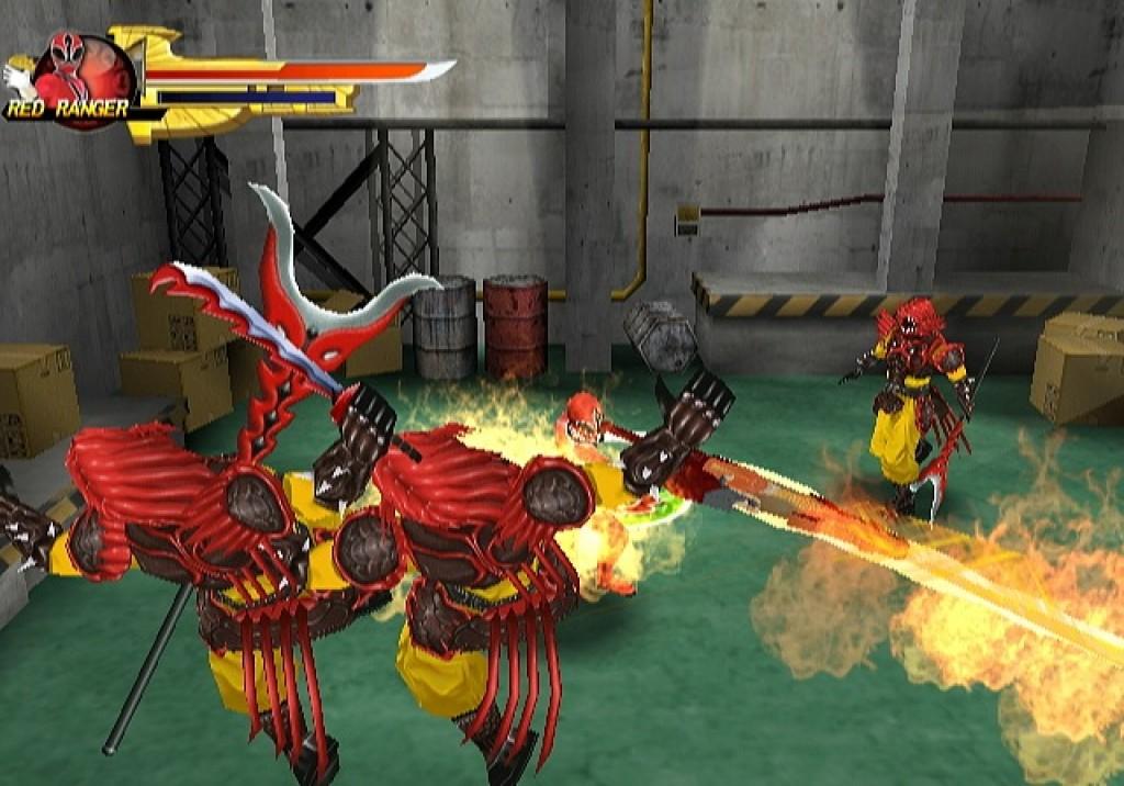 Power Rangers Samurai Details Launchbox Games Database
