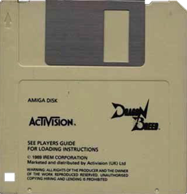 Dragon Breed - Disc