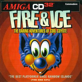 Fire et Ice: The Daring Adventures of Cool Coyote