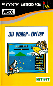 3D Water Driver