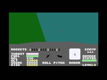 ACE: Air Combat Emulator - Screenshot - Gameplay